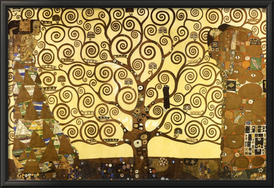 The Tree Of Life - Gustav Klimt Painting