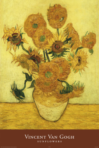 Van Gogh - Sunflowers - Vincent Van Gogh Paintings